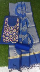 Chanderi Gota Patti Suit