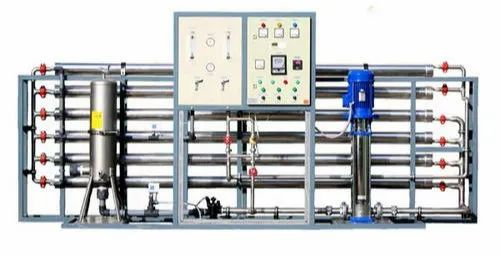 Commercial Reverse Osmosis System, Storage Capacity: 1450 Rpm