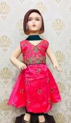 Kids Indian Anarkali Designs