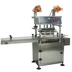 Automatic Four Head Foil Sealing Machine Model-RF-80