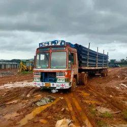 Offline ODC 40FT Trailer Transportation Services, Local+250 km