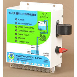 GSM Based Water Controller