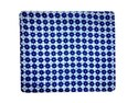 Indigo Cotton Printed Fabric