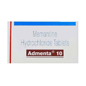 Memantine Hydrochloride Tablets 10 mg