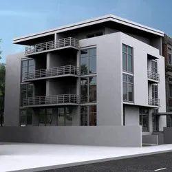 Residential Building Designing, in Pan India
