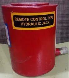 Hydraulic Jack Remote Control Type