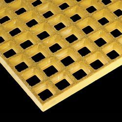 Chequer Moulded Grating