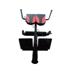 Indoor Gym Equipment Metco 45 Degree Hyper Back Extension 9326