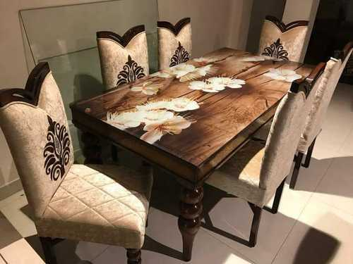 Glass Printed Table Tops Rs 270 Square Feet Digiarts Decor Id