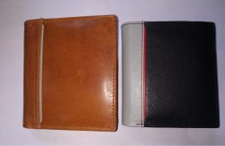 Ssi Note Case Wallet, Bifold
