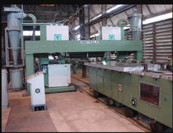 SPM with Combination of Sliding Vertical Heads & Large Size