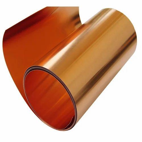 Electrodeposited Copper Foil, कॉपर फॉइल, ताम्बे की फॉइल in Erandwane, Pune  , D. D. Enterprises | ID: 12662054548