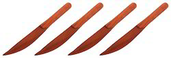 Wooden Knife Red