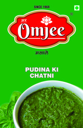 OmJee Pudina Chutney
