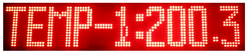 Alpha-Numeric LED Display