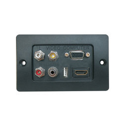 Audio Video Faceplate