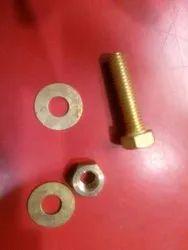 Brass Nut Bolt