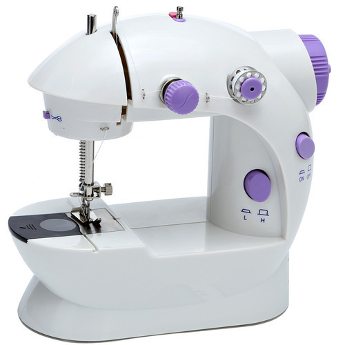 Semi-Automatic Mini Sewing Machine, Speed: 2000-3000 stitch/min