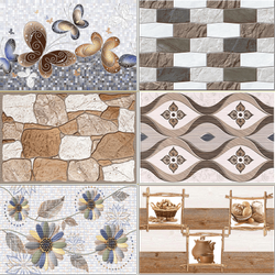 Orient Bell Gloss Digital Printed Wall Tile, Size: 300 X 600 mm, Thickness: 5-10 mm