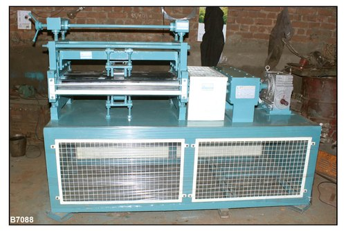 Sheet Straightening Machine