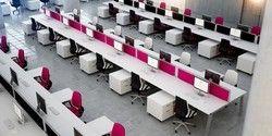 BPO Call Center Interior Design Services