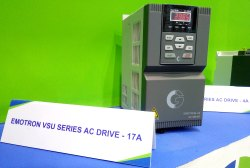 CG VSU48-003 AC Drives