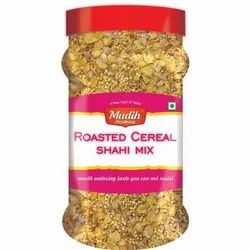 Chocolate Wheat Roasted Cereal Shahi Mix, Packaging Type: Packet