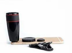 Telescope optical zoom mobile phone telescope camera lens