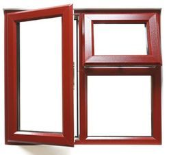 UPVC Double Glazed Casement Window