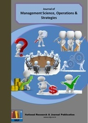 Journal of Management Science, Operations & Strategies