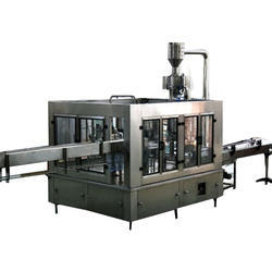 Automatic 3-in-1 Rinsing Filling Capping Machine