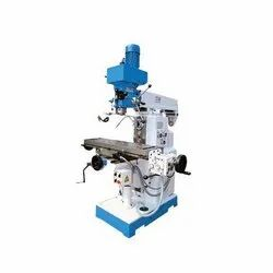 DI-121A All Geared Drilling & Milling Machine