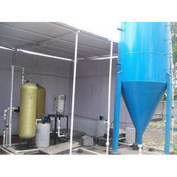 Prefabricated Effluent Treatment System