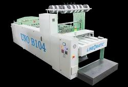 Exercise Book Binding Machine - Automatic