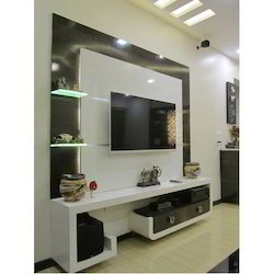 Bed Room LCD TV Unit