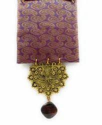 FJ010 Fabric Jewelry