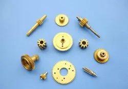 Brass Motor Gear