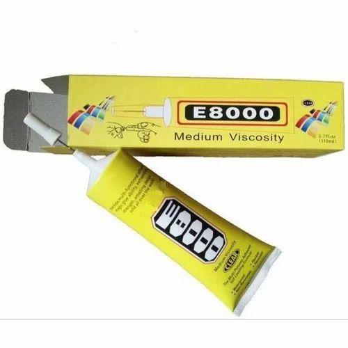 Adhesive Glue - E8000 Multi-Purpose Glue Wholesale Trader