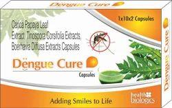 Dengue Care Capsule, Standard: Food Grade