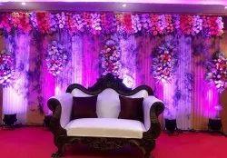 Stage Flower Decoration Services
