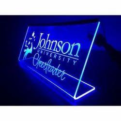 Acrylic LED Signage