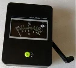 Hand Driven Insulation Tester