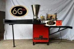 6G Eco Speed Agarbatti Making Machine