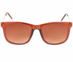 Zaria Male Black Sunglasses, Size: Eye Width: 50 And Nose Bridge: 16 mm