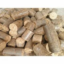 Biomass Briquettes, For Boiler and Cooking Fuel
