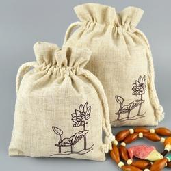 Washable Tote Drawstring Pouch