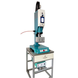 Ultrasonic Plastic Welder Machine