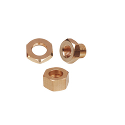 Brass Automobile Nut, Packaging: Box