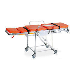 Wheelchair Cum Ambulance Stretcher