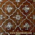 Titled Wood Inlay, Thickness: 10-15 Nn
